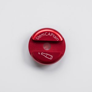 STEM CAP BOTTLE OPENER, RED